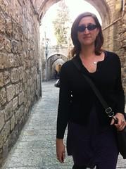 Jessica in Jerusalem