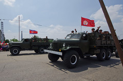 Victory Day in the DPRK (vicaust) Tags: tank northkorea victoryday dprk militaryparade victorydaydprk victorydaynorthkorea militaryparadedprk militaryparadenorthkorea dprktank northkoreatank