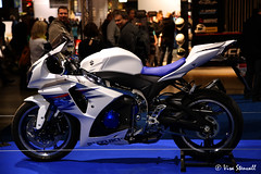 Suzuki GSX-R1000Z (VisaStenvall) Tags: bike sport canon honda eos is helsinki ninja centre exhibition ktm r convention z mp suzuki usm custom ducati 1000 gsx visa kawasaki 6d husqvarna f4l messut 24105mm stenvall helsinkimotorcycleshow2014 visastenvall