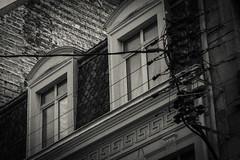 someone's home #2 (der zweite blick!) Tags: blackandwhite bw oktober monochrome october sw monochrom schwarzweiss blancetnoir 2013 derzweiteblick andreasjurgenowski der2teblick