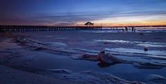 Set Me Free (Reggie Bishop) Tags: park winter cold ice sunrise dawn virginia nikon state va woodbridge leesylvania d600 frozer 2485vr