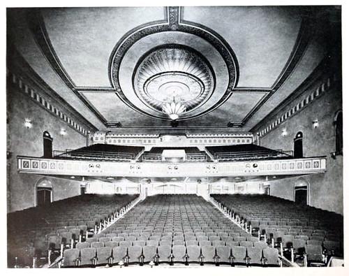 Midland Theatre Newark Ohio In 1929 Interior A Photo On Flickriver