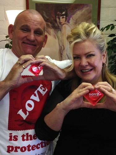 International Condom Day 2014: Las Vegas, Nevada