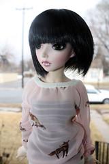 Celine (amaranth's castaways) Tags: vampire bjd celine miniee