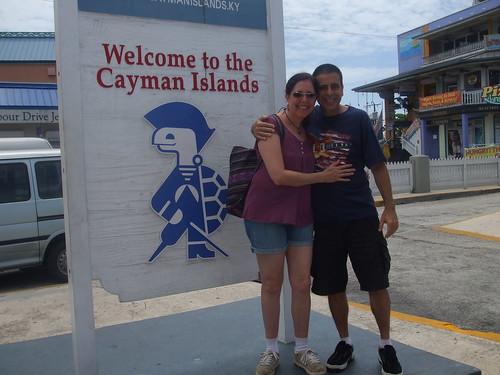 Bienvenidos a los Cayman Islands