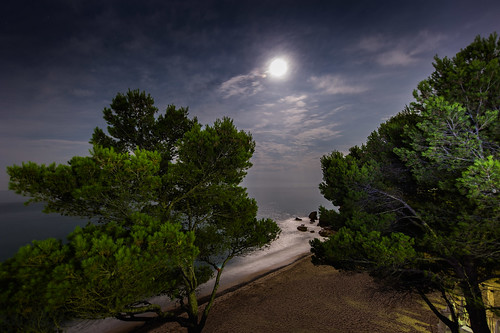Locas noches veraniegas de luna llena (I) / Crazy Full Moon Summer Nights #1