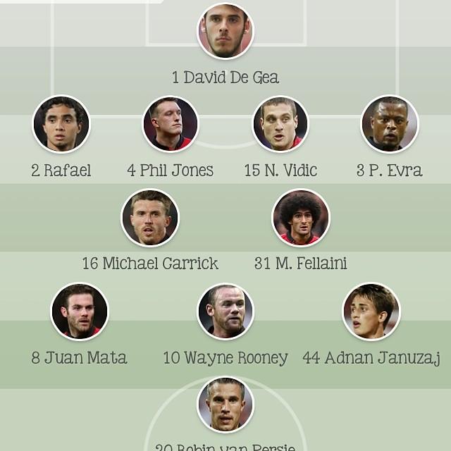 Layan Man Utd vs Liverpool. #ggmu #manutd