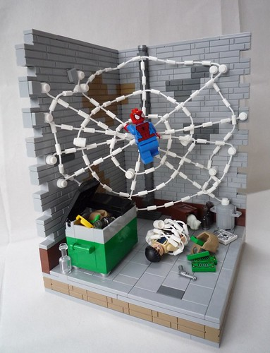 Web Of Spider-Man