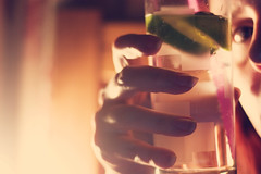 IMG_5421 (*Vindaloo*) Tags: selfportrait gin