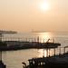 Sunset on NY Harbor