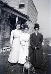 1920s blackandwhite bw fashion vintage 1930s newjersey clothing nj negative 1910s photoalbum
