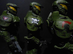 DSCN1831 (D-man07) Tags: team halo wars reach combat evolved noble mcfarlane unsc odst