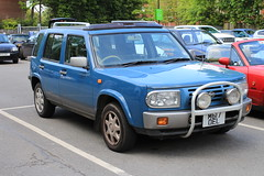 Nissan Rasheen - 02 (Rally Pix) Tags: nissan rasheen