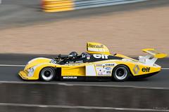 Renault (Alexis Cayot) Tags: auto alexis old classic car race canon vintage eos is file course mans l 70200 ef f4 vitesse 400d 70200f4lis cayot circuitdeglaceracetrack