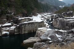寝覚之床 (deep.deepblue) Tags: japan nikon 日本 nagano 冬 d610 長野県 木曽郡