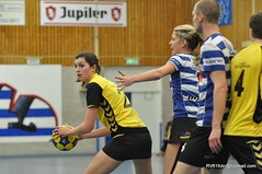 BW_Dalto_150207_7_DSC_5870 (RV_61, pics are all rights reserved) Tags: amsterdam korfbal blauwwit dalto korfballeague robvisser rvpics blauwwithal