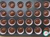 Mini Chocolate Muffins (twofoodies) Tags: muffins chocolate lowfat minimuffins loncheras lunchboxideas