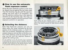 Kodak Retina S2 - Instuctions for use - Page16 (TempusVolat) Tags: film 35mm vintage for mr kodak use instructions guide gareth s2 retina tempus morodo volat mrmorodo garethwonfor tempusvolat