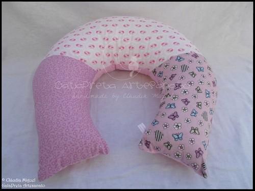 Conjunto tecido bebé A Fada e os pózinhos perlimpimpim lilás10