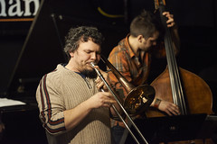 Annie Dominique Quintet Live at Resonance 2014 - Jean-Nicolas Trottier, Sébastien Pellerin