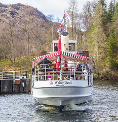 IMG_1063_adj (md93) Tags: boats scotland pier jetty ships sirwalterscott historic loch steamship visitor trossachs cruises attraction katrine ladyofthelake