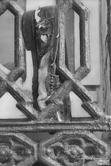 20 - Blanco y negro - Modas pasadas (cynthialuque1) Tags: natural bn soledad antiguo roto tiempo aos zapato estropeado
