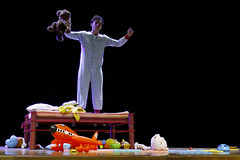 MX CS OBRA TEATRO HAY MONSTRUOS DEBAJO DE MI CAMA (jorgealvaradogalicia) Tags: mexico teatro ciudad obra cultura monstruo milpaalta cdmx