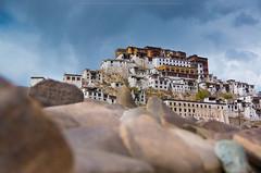 Thiksey Monastery (tonbluesman) Tags: landscape monastery leh ladakh gompa thiksey