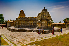 Lakshmi Narasimha Temple, Nuggehalli (bikashdas) Tags: india hassan karnataka nuggehalli hoysalatemples chanarayapatna hiriseve lakshminarasimhatemplenuggehalli
