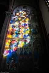 Licht in St. Antonius zu Papenburg (McMac70) Tags: light church licht kirche stainedglass ostfriesland colourful bunt smcpentaxda18135mmf3556edalifdcwr pentaxk3