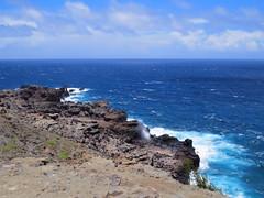 Nakalele Blowhole (altfelix11) Tags: ocean hawaii lava maui pacificocean blowhole nakaleleblowhole