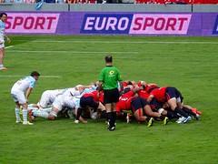 DSC00705 (melobatz) Tags: rugby ernest finale stade wallon prod2 aviron aurillacois boayonnais