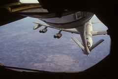B-52 inflight refueling (twm1340) Tags: boeing bomber tanker b52 kc135 stratofortress b52h kc135a