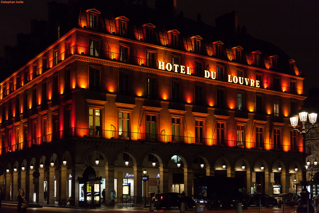 The World's Best Photos of hotel and louvre - Flickr Hive Mind