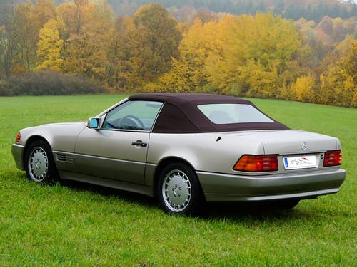 Mercedes SLR 129