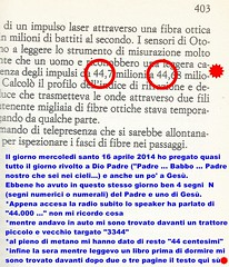 NUMBER SIGNS SEGNI NUMERICI NUMERALI (Michele Lamberti) Tags: from signs god numbers 44 segni numerici numerali