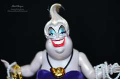 Ursula Disney Mattel 03 (Lindi Dragon) Tags: doll disney ursula mattel
