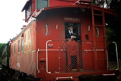 The Red Caboose (Charlie Day DaytimeStudios) Tags: ca railroad usa cloudy trains earlyspring railroadtracks fremontca sunolca railequipment trainsrailroads nilesrailroad nilecanyon sunfremont
