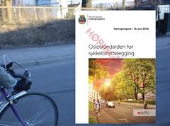 The Oslo Standard for Bicycle Planning / Oslostandarden for sykkeltilrettelegging (Mikael Colville-Andersen) Tags: bike bicycle oslo norway design norge planning infrastructure standard urbanism noreg