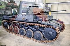 Panzer (f0rbe5) Tags: panzerii panzer panzerkampfwagenii pzkpfwii tank armouredfightingvehicle afv armoured tracked trackedvehicle 10thpanzerdivision northafrica poland france wwii worldwarii secondworldwar 20mmcannon 20mm cannon military german wehrmacht machine museum tankmuseum bovington dorset uk 2009 canoneos450d canonefs1755mmf28isusm