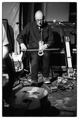Alterations @ Cafe Oto, London, 19th June 2016 (fabiolug) Tags: leica blackandwhite bw music london monochrome zeiss 50mm blackwhite concert live gig livemusic performance rangefinder improvisation improv monochrom biancoenero dalston alterations sonnar davidtoop leicam zeisssonnar 50mmf15 steveberesford terryday petercusack sonnar50mm cafeoto zeisscsonnar zeisszm50mmf15csonnar mmonochrom leicammonochrom leicamonochrom zeisscsonnartf1550mmzm unpredictableseries alterationsfestival