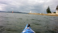 7 - May 27, 2016 - wind surfers at Browns Point (kazuhikogriffin) Tags: kayak kayaking windsurfers brownspoint