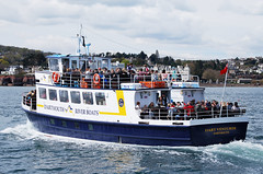 DARTMOUTH FERRY....FULL ! (tommypatto ~ IMAGINE : On extended gardening leave) Tags: ferry boats seaside ships devon torquay ferries dartmouth riverdart torbay southwestengland