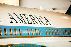Air Force 1 (Thomas Hawk) Tags: california usa america airplane losangeles unitedstates president unitedstatesofamerica politics american reagan airforceone boeing southerncalifornia ronaldreagan simivalley airforce1 boeing707 presidency ronaldreaganlibrary presidentreagan sam27000 ronaldwilsonreagan ronaldreaganpresidentiallibraryandcenterforpublicaffairs