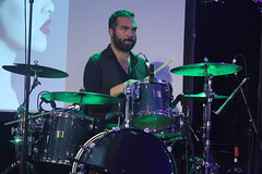 Shapla Salique (2016) 11 (KM's Live Music shots) Tags: italy drums worldmusic drumkit southbankcentre alchemyfestival lalongeeti fridaytonic shaplasalique alessandroriccardi