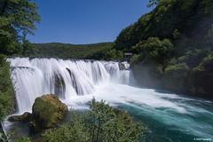 trbaki buk waterfalls.jpg (jens_melcher) Tags: nature forest landscape waterfall wasserfall natur ba landschaft kroatien likosenjskaupanija kestenovac