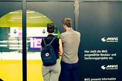 MVG info center (Gulius Caesar) Tags: canon subway munich eos rebel tor mvg sendlinger t2i