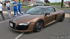 TUNED AUDI R8 (gti-tuning-43) Tags: auto cars automobile meeting voiture gathering modified audi tuning supercar v8 sportscar modded supercharged r8 tuned 2016 rasso rassemblement lempdes voituresportive