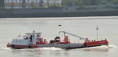 Helena (5) @ Gallions Reach 07-06-16 (AJBC_1) Tags: riverthames gallionsreach northwoolwich newham londonboroughofnewham eastlondon london england unitedkingdom uk ship boat vessel refuelingtanker ©ajc dlrblog nikond3200 ajbc1