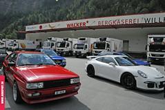 03.07.2016 Swiss Alps Tour (www.audisport.ch) Tags: alps heritage tour swiss lifestyle audi rallye touristique 2016 ascs audisportch